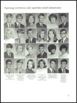 1968 Wade Hampton High School Yearbook Page 106 & 107