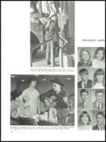 1968 Wade Hampton High School Yearbook Page 108 & 109