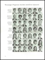 1968 Wade Hampton High School Yearbook Page 118 & 119