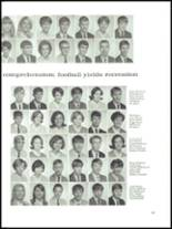1968 Wade Hampton High School Yearbook Page 120 & 121