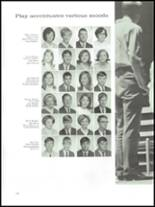1968 Wade Hampton High School Yearbook Page 122 & 123