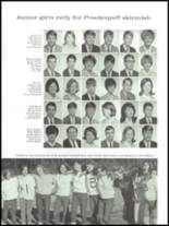 1968 Wade Hampton High School Yearbook Page 128 & 129