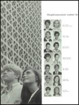 1968 Wade Hampton High School Yearbook Page 134 & 135