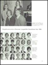 1968 Wade Hampton High School Yearbook Page 136 & 137