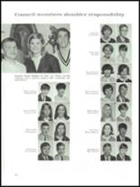 1968 Wade Hampton High School Yearbook Page 142 & 143