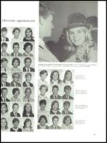 1968 Wade Hampton High School Yearbook Page 144 & 145