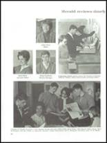 1968 Wade Hampton High School Yearbook Page 182 & 183