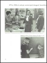 1968 Wade Hampton High School Yearbook Page 196 & 197