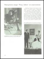1968 Wade Hampton High School Yearbook Page 214 & 215