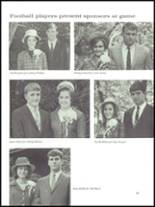 1968 Wade Hampton High School Yearbook Page 238 & 239