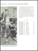 1968 Wade Hampton High School Yearbook Page 252 & 253