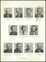 1953 Ansonia High School Yearbook Page 12 & 13