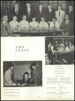 1953 Ansonia High School Yearbook Page 14 & 15