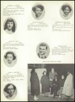 1953 Ansonia High School Yearbook Page 22 & 23