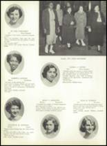 1953 Ansonia High School Yearbook Page 24 & 25