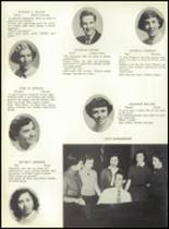 1953 Ansonia High School Yearbook Page 26 & 27