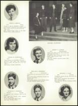 1953 Ansonia High School Yearbook Page 28 & 29
