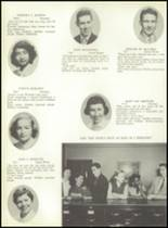 1953 Ansonia High School Yearbook Page 30 & 31