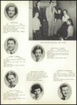 1953 Ansonia High School Yearbook Page 32 & 33