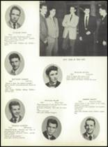 1953 Ansonia High School Yearbook Page 40 & 41