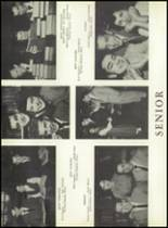 1953 Ansonia High School Yearbook Page 54 & 55