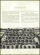 1953 Ansonia High School Yearbook Page 58 & 59