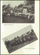 1953 Ansonia High School Yearbook Page 60 & 61