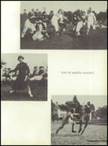 1953 Ansonia High School Yearbook Page 62 & 63