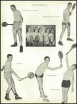1953 Ansonia High School Yearbook Page 70 & 71