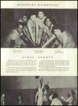 1953 Ansonia High School Yearbook Page 72 & 73