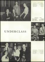 1953 Ansonia High School Yearbook Page 80 & 81