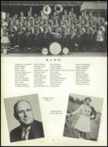 1953 Ansonia High School Yearbook Page 82 & 83