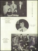 1953 Ansonia High School Yearbook Page 86 & 87