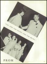1953 Ansonia High School Yearbook Page 90 & 91