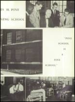 1953 Ansonia High School Yearbook Page 94 & 95