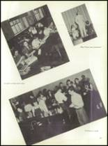 1953 Ansonia High School Yearbook Page 96 & 97