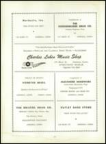 1953 Ansonia High School Yearbook Page 114 & 115