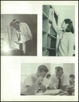 1967 Bedford High School Yearbook Page 10 & 11