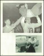 1967 Bedford High School Yearbook Page 14 & 15