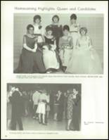 1967 Bedford High School Yearbook Page 24 & 25