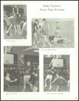 1967 Bedford High School Yearbook Page 26 & 27