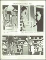 1967 Bedford High School Yearbook Page 32 & 33