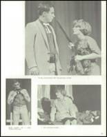 1967 Bedford High School Yearbook Page 34 & 35
