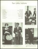 1967 Bedford High School Yearbook Page 36 & 37