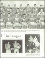 1967 Bedford High School Yearbook Page 40 & 41