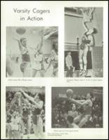 1967 Bedford High School Yearbook Page 50 & 51