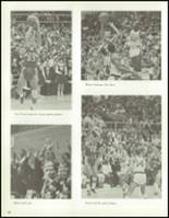 1967 Bedford High School Yearbook Page 52 & 53