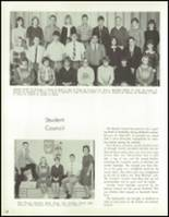 1967 Bedford High School Yearbook Page 66 & 67