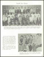 1967 Bedford High School Yearbook Page 68 & 69