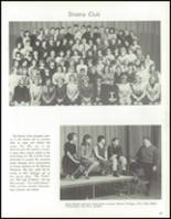 1967 Bedford High School Yearbook Page 70 & 71